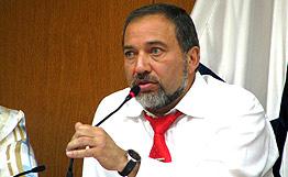 Avigdor Lieberman 091007