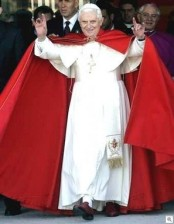Papst Satanssymbol